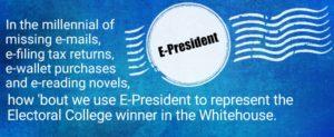 E-President
