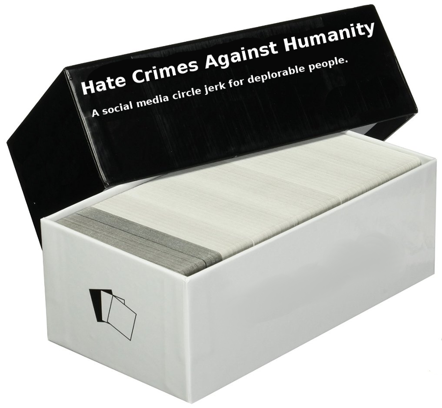 Hate Crimes Against Humanity